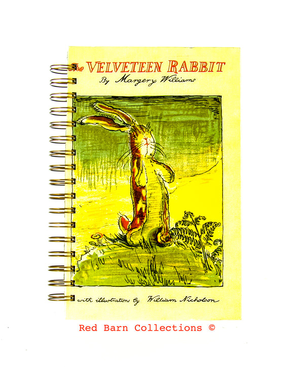 Velveteen Rabbit-Red Barn Collections