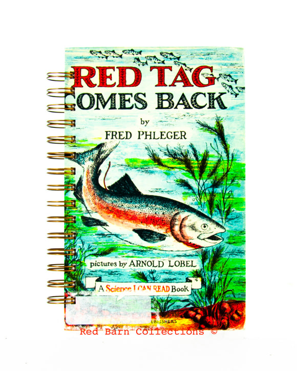 Red Tag Comes Back-Red Barn Collections