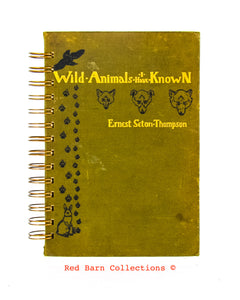 Wild Animals I Have Known-Red Barn Collections