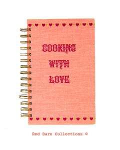 Cooking With Love-Red Barn Collections