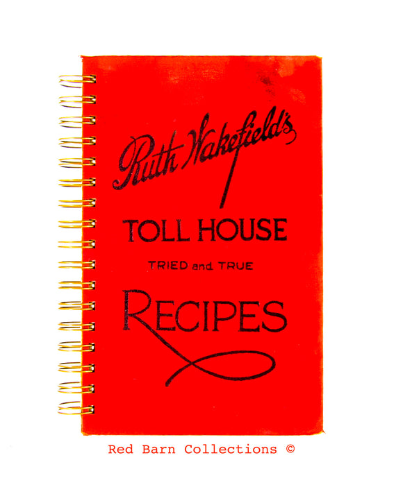 Toll House Recipes-Red Barn Collections