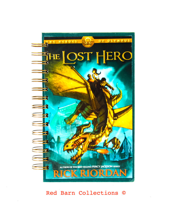 The Lost Hero-Red Barn Collections