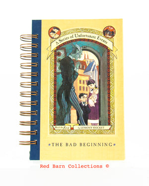 A Series of Unfortunate Events: The Bad Beginning-Red Barn Collections