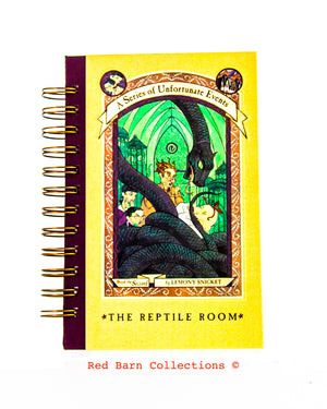 A Series of Unfortunate Events: The Reptile Room-Red Barn Collections