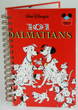 101 Dalmatians Upcycled Book Journal