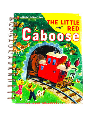 The Little Red Caboose-Red Barn Collections