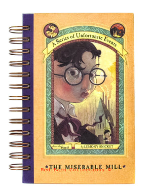 A Series of Unfortunate Events - The Miserable Mill-Red Barn Collections