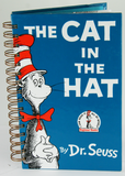 The Cat in the Hat Upcycled Book Journal
