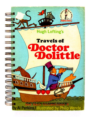 Travels of Doctor Dolittle-Red Barn Collections