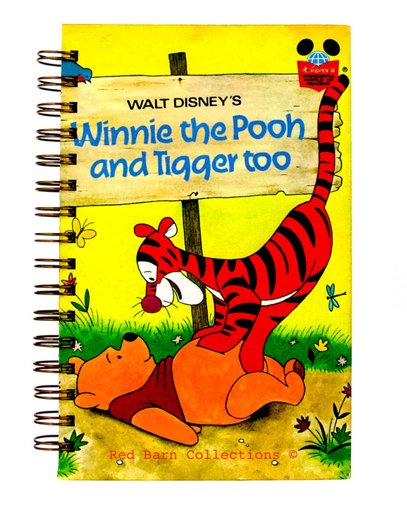 Winnie the Pooh and Tigger Too-Red Barn Collections
