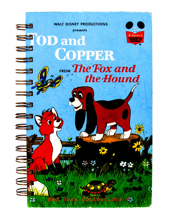 Tod and Copper-Red Barn Collections