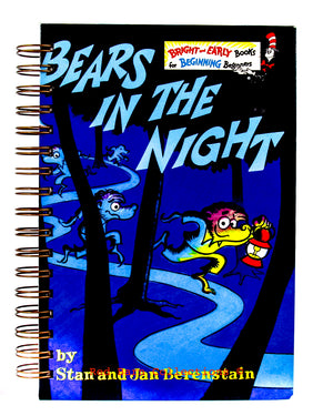 Berenstain Bears: Bears In The Night-Red Barn Collections