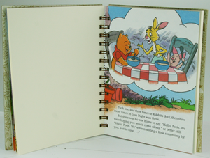 Winnie the Pooh - The Grand Wonderful Day-Red Barn Collections