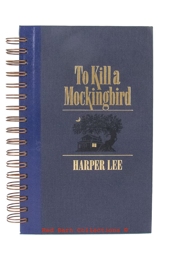 To Kill a Mockingbird (Blue)-Red Barn Collections