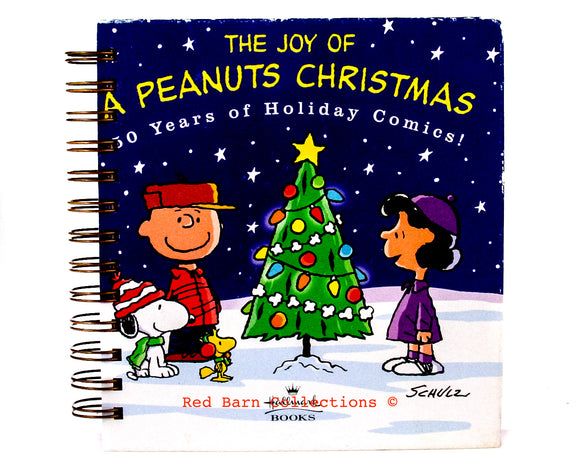 The Joy of a Peanuts Christmas-Red Barn Collections