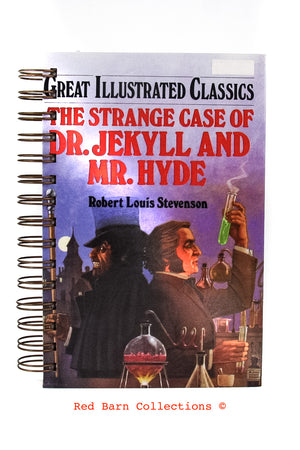 Dr. Jekyll and Mr. Hyde-Red Barn Collections