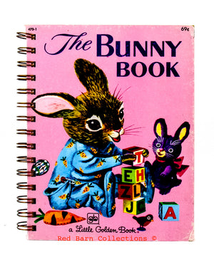 The Bunny Book-Red Barn Collections