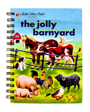 the jolly barnyard-Red Barn Collections
