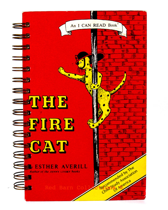 The Fire Cat-Red Barn Collections
