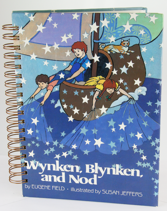 Wynken, Blynken, and Nod-Red Barn Collections