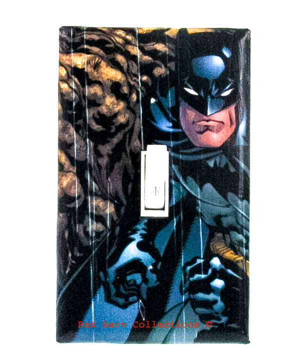 Batman Light Switch Cover-Red Barn Collections