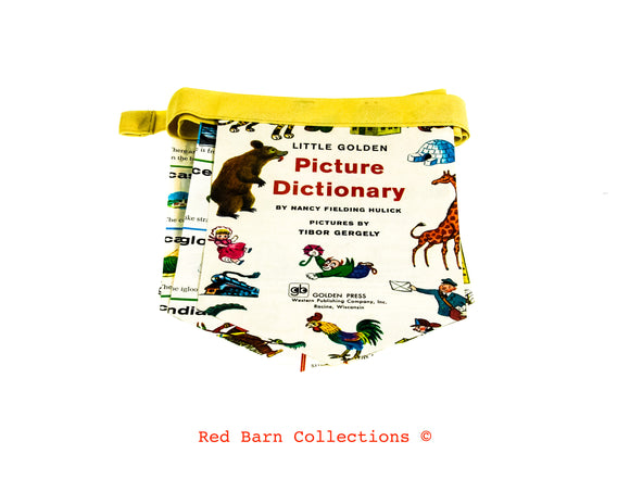 Picture Dictionary Book Banner-Red Barn Collections