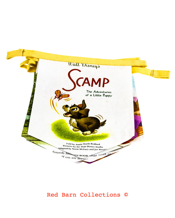 Scamp Book Banner-Red Barn Collections