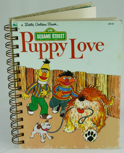 Sesame Street Puppy Love-Red Barn Collections