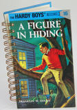 The Hardy Boys #16 - A Figure in Hiding-Red Barn Collections