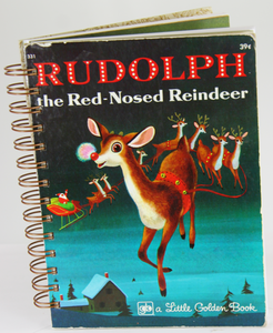 Rudolph the Red-Nosed Reindeer Book Journal