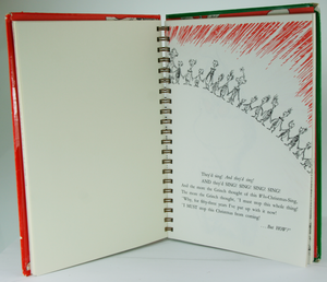 How the Grinch Stole Christmas-Red Barn Collections
