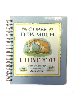 Guess How Much I Love You-Red Barn Collections