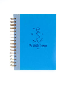 Upcycled Book journal from The Little Prince