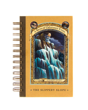 A Series of Unfortunate Events - The Slippery Slope-Red Barn Collections