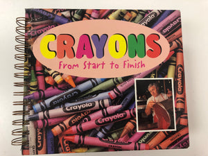 Crayons From Start to Finish-Red Barn Collections