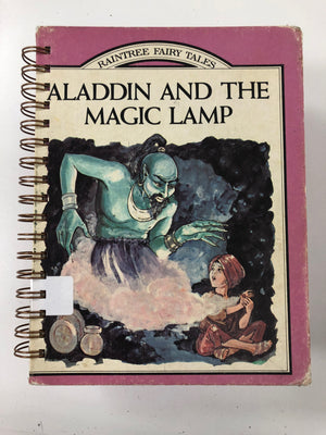 Aladdin And The Magic Lamp-Red Barn Collections