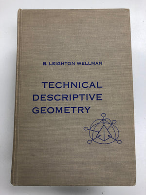 Technical Descriptive Geometry-Red Barn Collections