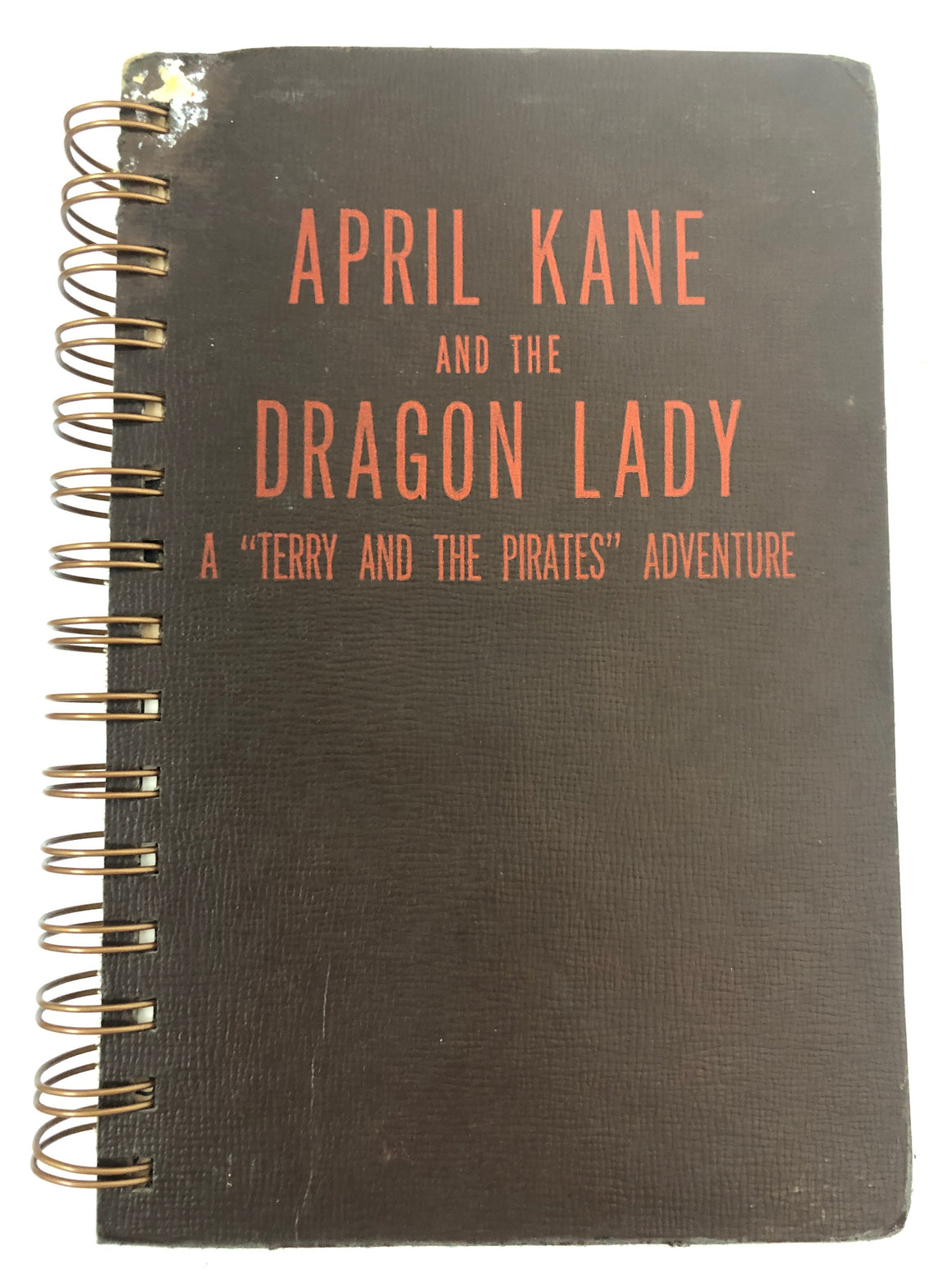 April Kane And The Dragon Lady-Red Barn Collections
