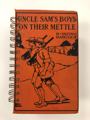 Uncle Sam's Boys On Their Mettle-Red Barn Collections