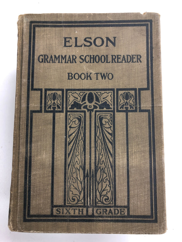Elson: Grammar School Reader, Book Two-Red Barn Collections