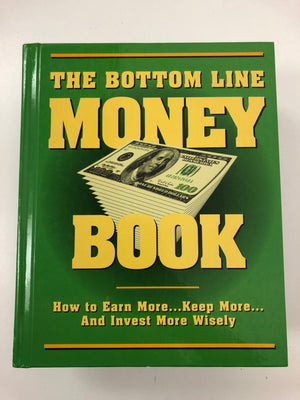 The Bottom Line: Money Book-Red Barn Collections