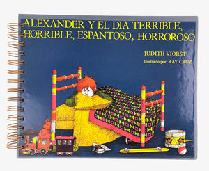 Alexander Y El Dia Terrible, Horrible, Espantoso, Horroroso-Red Barn Collections
