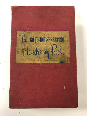 The Good Housekeeping: Housekeeping Book-Red Barn Collections
