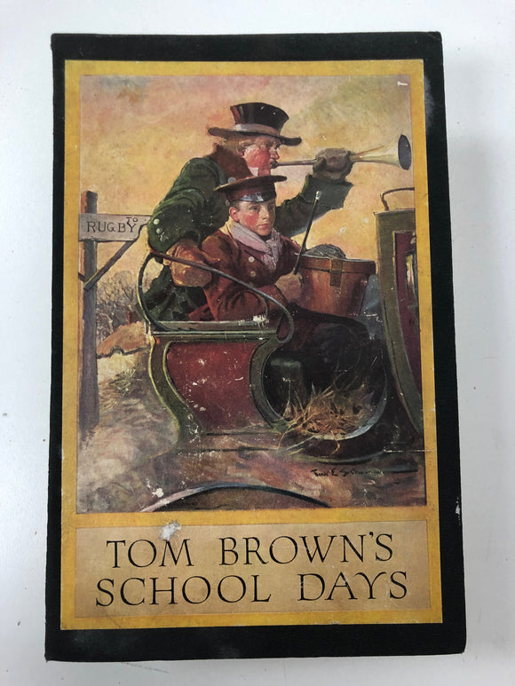 Tom Brown's School Days-Red Barn Collections