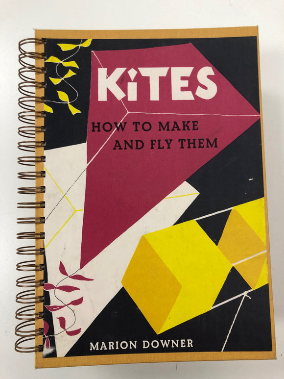 Kites How To Make And Fly Them-Red Barn Collections