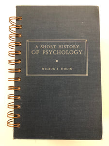 A Short History Of Psychology-Red Barn Collections