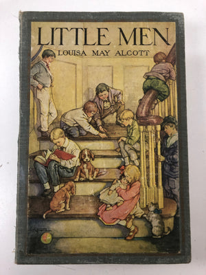 Little Men-Red Barn Collections