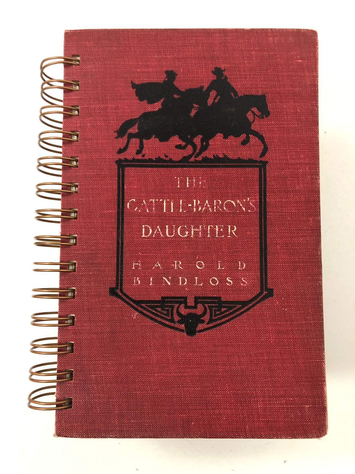 The Cattle-Baron's Daughter-Red Barn Collections