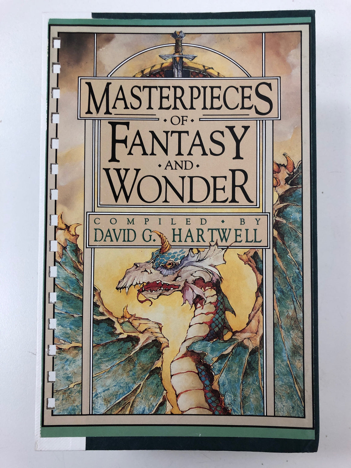 Masterpieces Of Fantasy And Wonder-Red Barn Collections