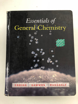 Essentials of General Chemistry-Red Barn Collections